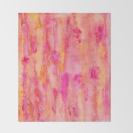 Abstract No. 362 Throw Blanket
