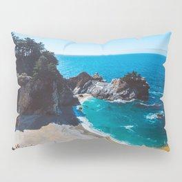 McWay Falls, Big Sur, California Pillow Sham