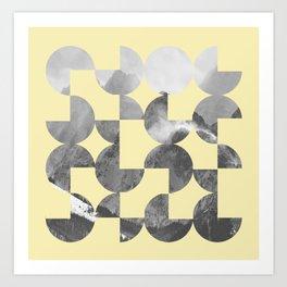 Quarter Quills 3 Art Print