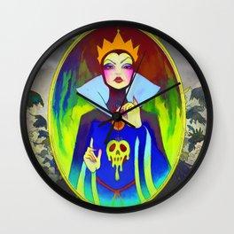 The Evil Queen Wall Clock