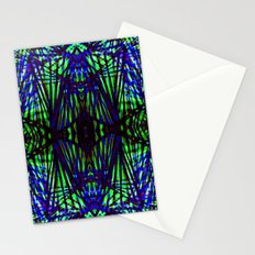 Blue jungle Stationery Cards