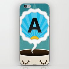 Dreamigners | Typography iPhone & iPod Skin