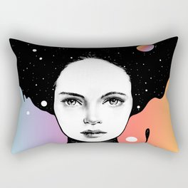 If You Were My Universe Rectangular Pillow