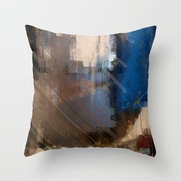 A Room With A Different View Throw Pillow