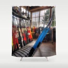 Hampton Loade 1 Shower Curtain