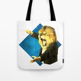 Big 5 Virtuoso - Lion Tote Bag