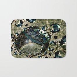 looking-glass planet Bath Mat