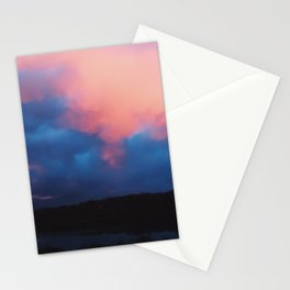 Pink Like Cotton Candy Stationery Cards