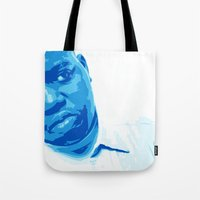 notorious Tote Bags featuring Notorious by 100mill