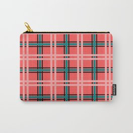 Checked mate ll Carry-All Pouch