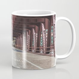 Straight Ahead - Chicago Coffee Mug