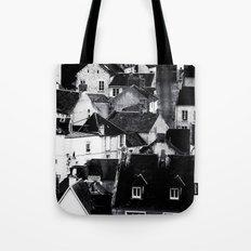 NOIR ET BLANC Tote Bag