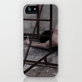 skin 001 iPhone Case