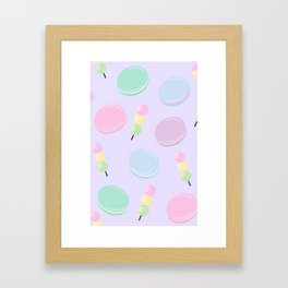 Sweetster Framed Art Print