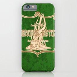 An Undead Favorite iPhone Case