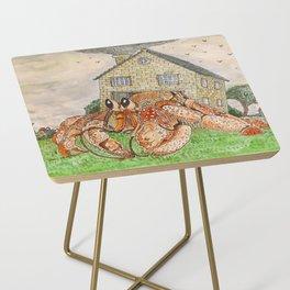 Hermit Apocalypse Side Table