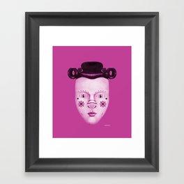 Sylvie Framed Art Print