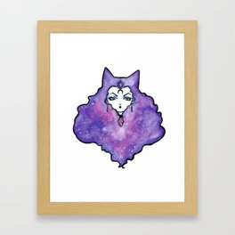 Koan Framed Art Print