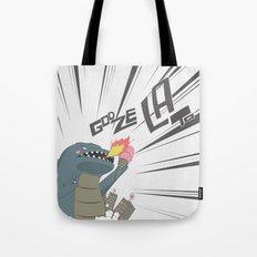 Godzelato! - Series 2: GOAHHHHHH! Tote Bag