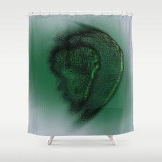 Afrique Shower Curtain