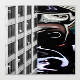 """City Winds"" Canvas Print"