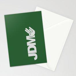 JDM shocker v7 HQvector Stationery Cards