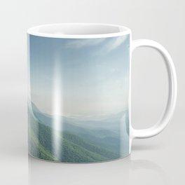 Mt Mitchell Coffee Mug
