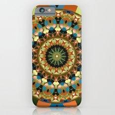 Navajo Mandala Slim Case iPhone 6s