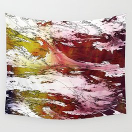 severe weather but tornado Wall Tapestry