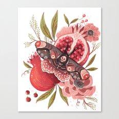 Moth Wings II Canvas Print