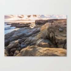 Point Lobos II Canvas Print