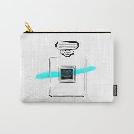 Blue perfume Carry-All Pouch