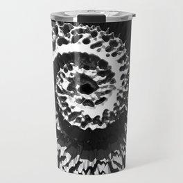 Fractal Swirl Travel Mug