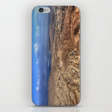 The Dead Sea Series #2  iPhone Skin