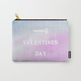 Screw Valentine's Day Carry-All Pouch