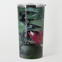 Lost Among the Lily Pads Travel Mug