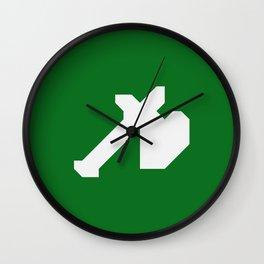 Global Moderator Wall Clock