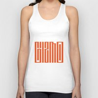 gizmo Tank Tops featuring gizmo by Smith Reid