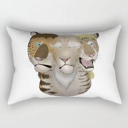 Cerberus Rectangular Pillow