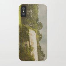 Camouflage iPhone X Slim Case
