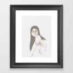 CIRCUITRY SURGERY 5 Framed Art Print