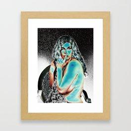 Deception #2 Framed Art Print