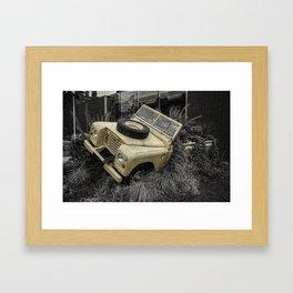 Army series 3  Framed Art Print