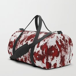 Blood Stains Duffle Bag