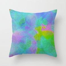 Squares#1 Throw Pillow