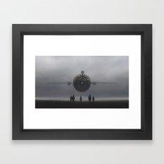 Soyuz Framed Art Print