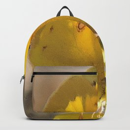 Sulphur Butterfly Imbibing Backpack
