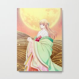 Fruits Basket Metal Print
