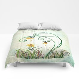 The Grass Withers Comforters