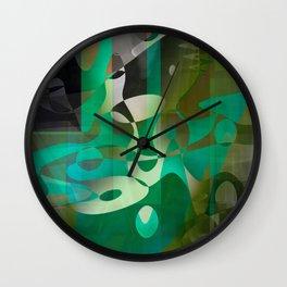 skepticism Wall Clock